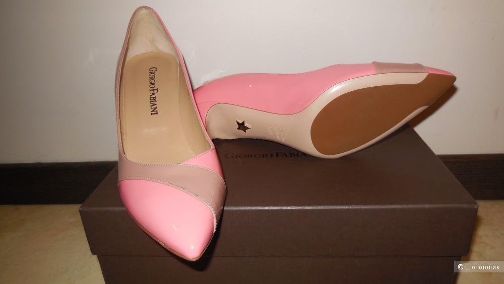 Туфли Giorgio Fabiani, размер 38-38,5.