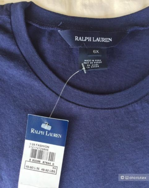 Топ Ralph Lauren, 6лет
