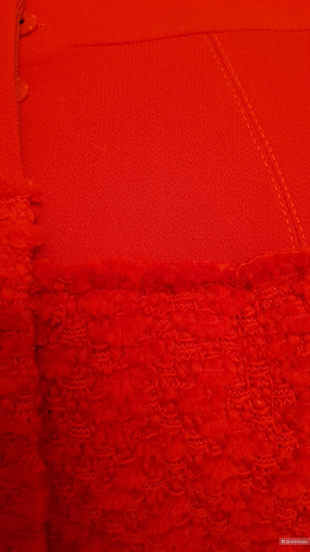 Платье-пальто , Giambattista Valli , 46 ит. размер