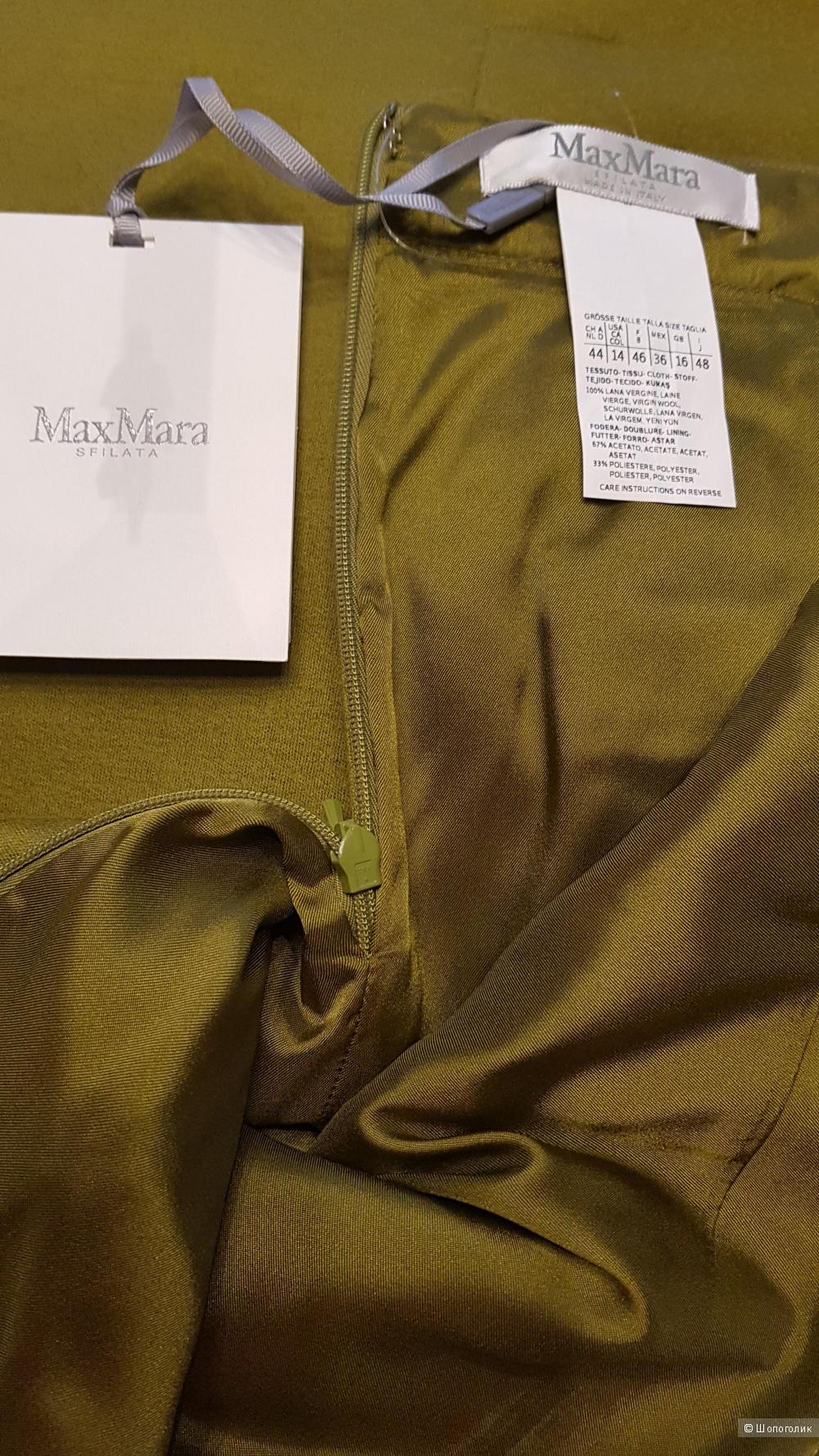 Юбка, Max Mara, 48 ит. размер