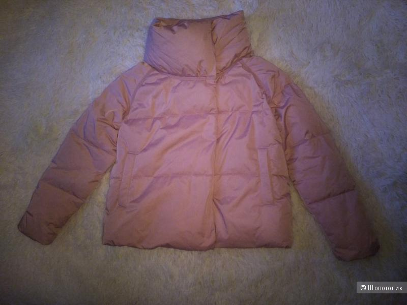 Куртка пуховик next,размер uk 12 ( RU 46,eur 40)