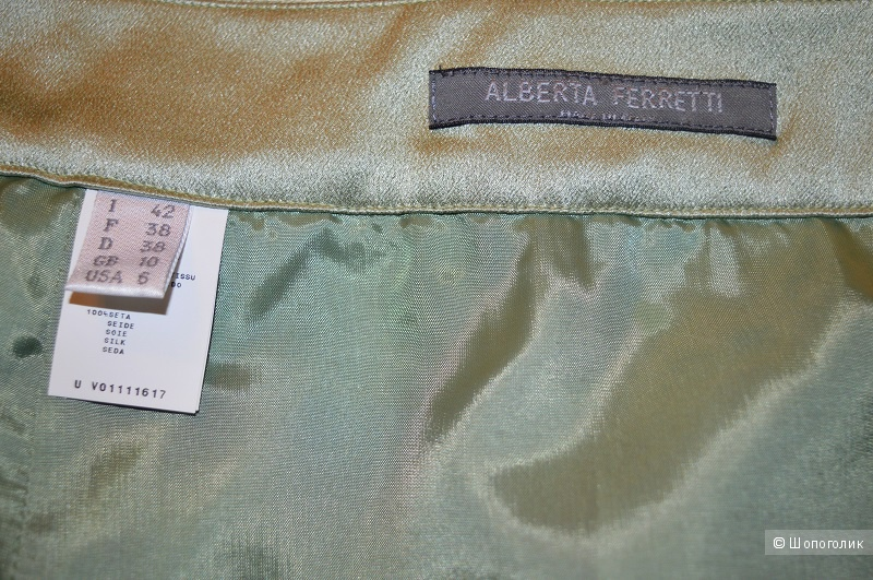 Юбка , Alberta Ferretti, размер 44-46