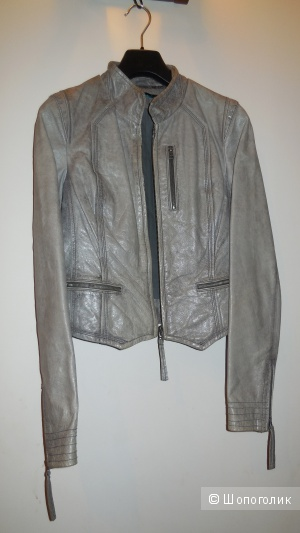 Куртка из натуральной кожи Beefree, размер 40-42.