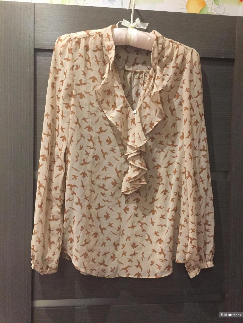 Блузка Zara, р М
