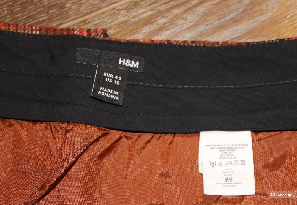 Юбка HМ, 46 размера
