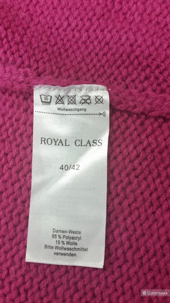 Кардиган Royal Class  на 40/42 нем - 46-48 русс