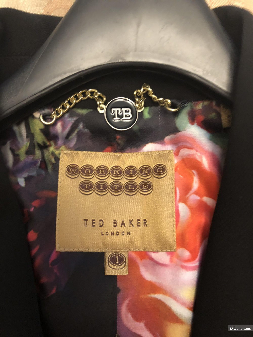 Костюм -смокинг Ted Baker размер S(42)
