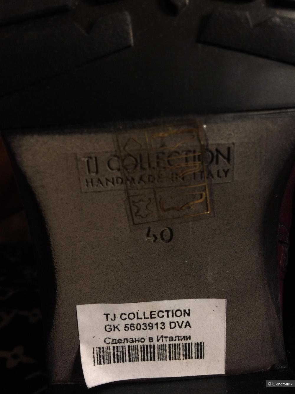 Зимние сапоги tj collection, 40 р.