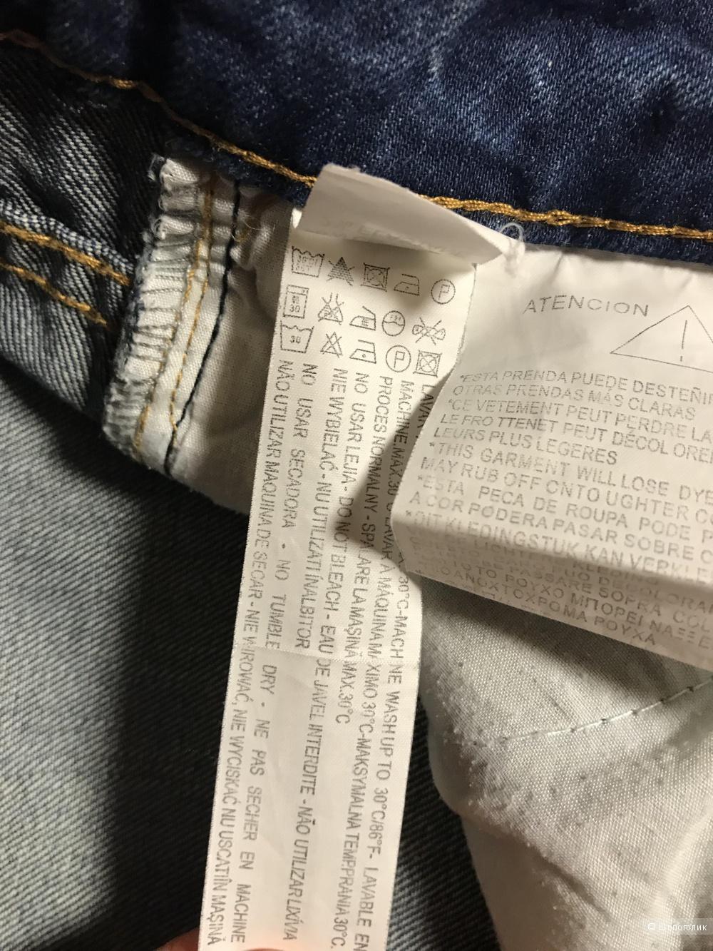 Джинсы Zara размер 46