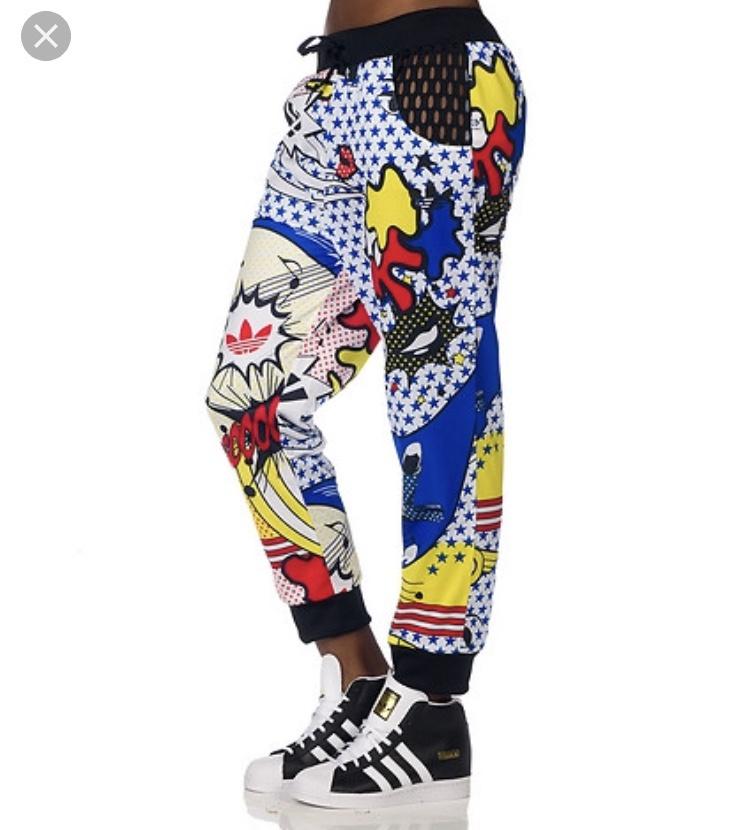 Штаны adidas by Rita Ora 44
