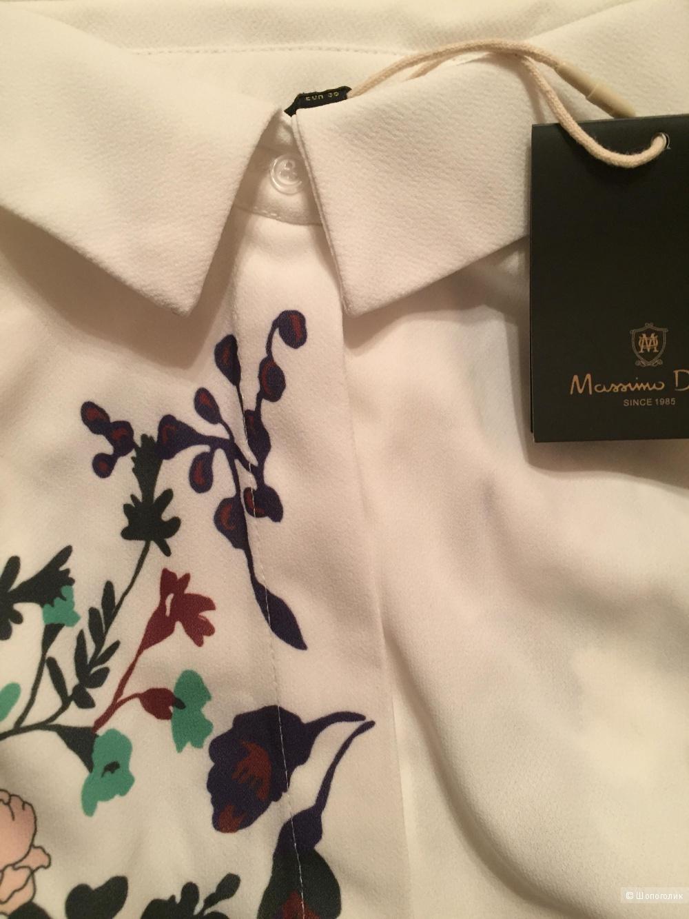 Блузка Massimo Dutti, S