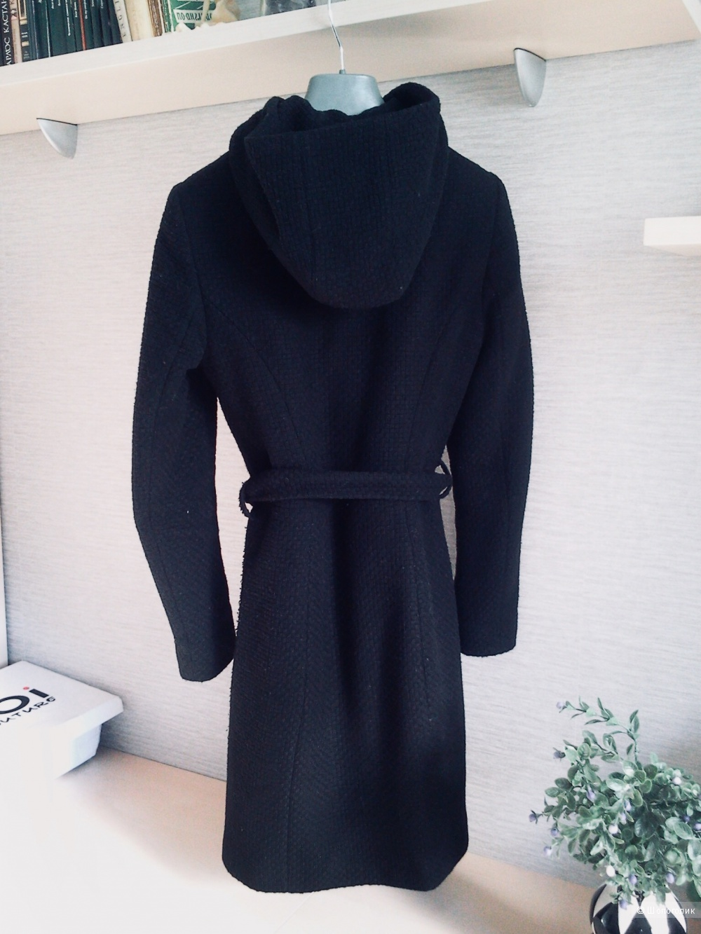 Пальто Naf Naf, размер XS-S