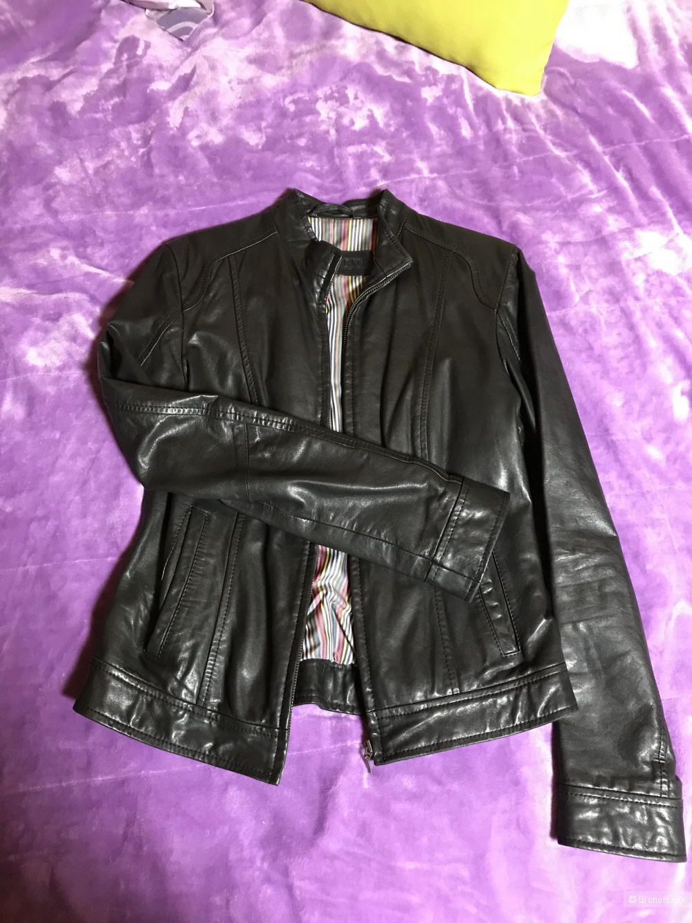 Кожаная куртка NEOHIT размер 44