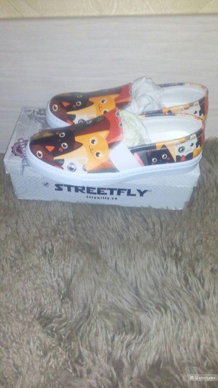 Слипоны Streetfly,  размер 39