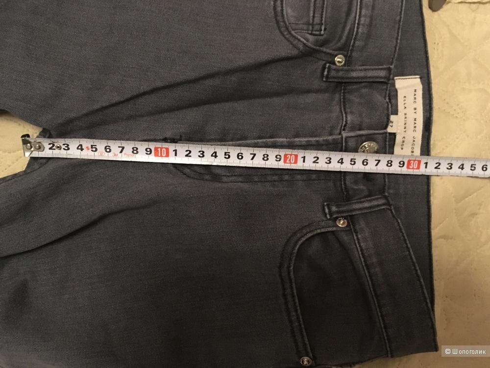 Джинсы MARC BY MARC JACOBS, 27 джинсовый размер