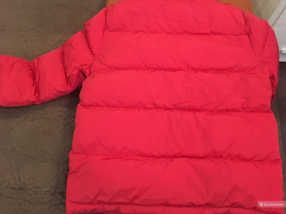 Мужской пуховик Men's 600 Down Jacket, размер L. На рос. 50-52