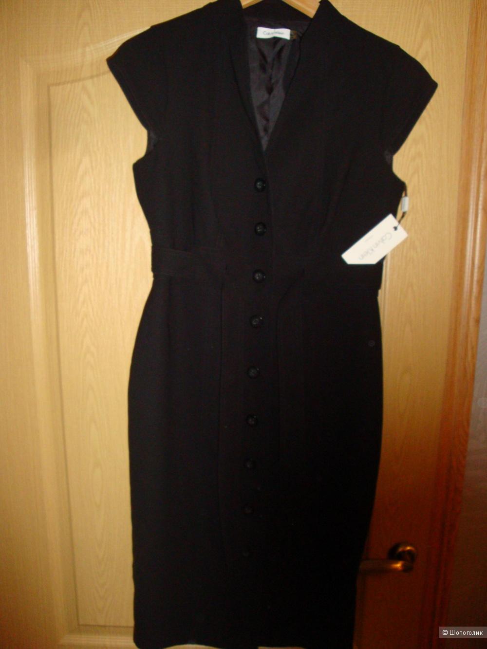 Платье Calvin Klein новое с бирками. Размер 8