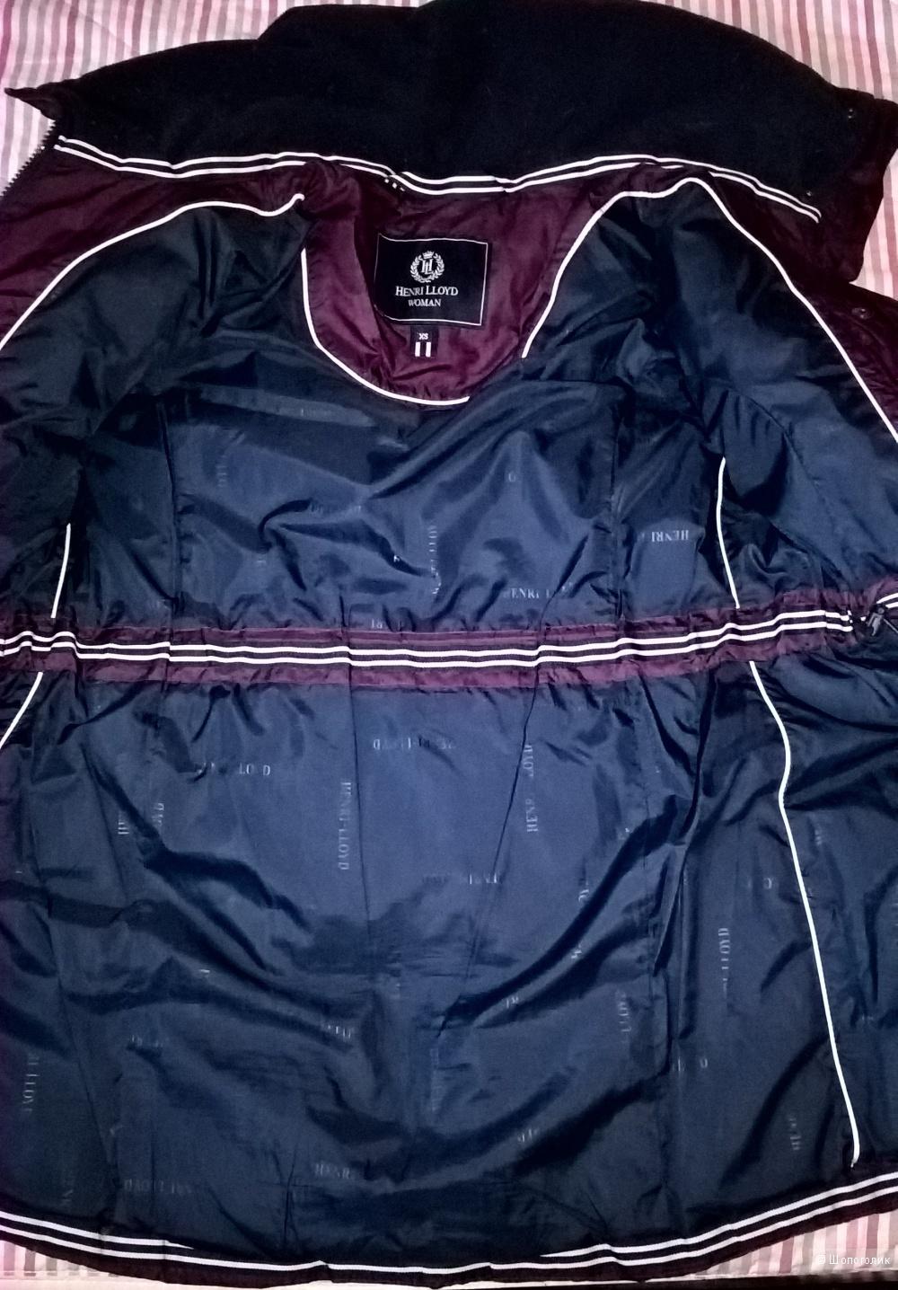 Куртка пуховик Henri Lloyd, XS