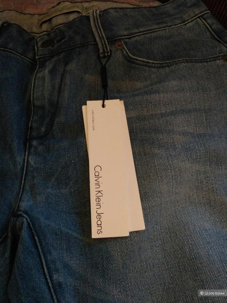 Джинсы Calvin Klein™, размер 29/32, 44 росс, М