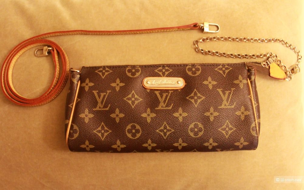 Сумка Louis Vuitton Eva Оригинал