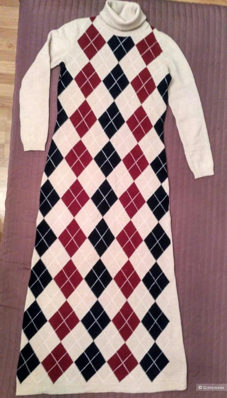 Шерстяное платье Stefanel, S