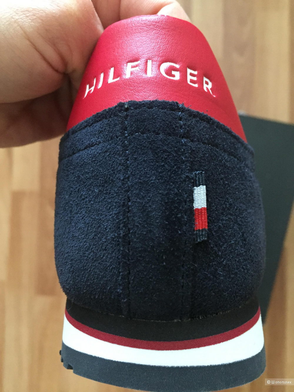 Кроссовки мужские Tommy Hilfiger размер 42-42,5
