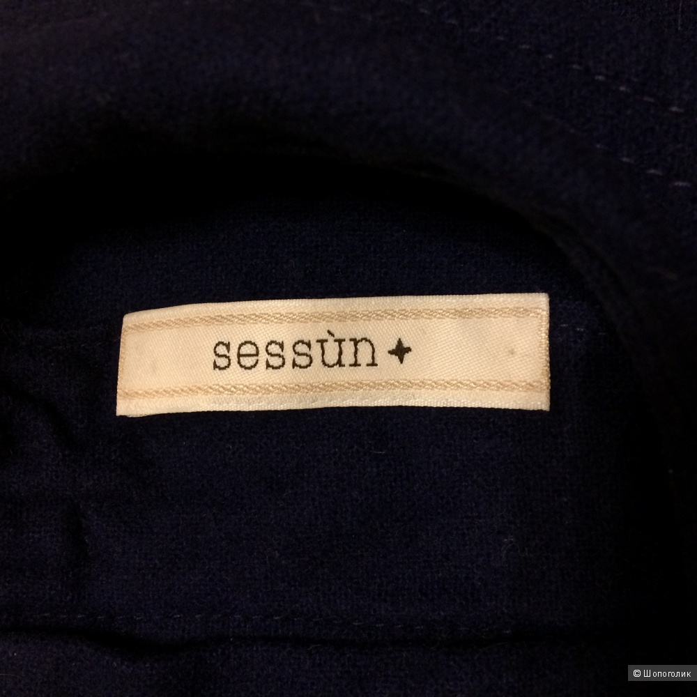 Шерстяное платье Sessun, р-р 44