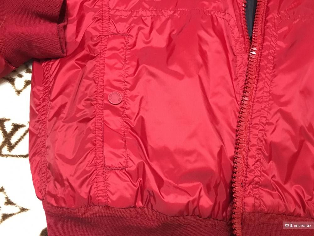 Двусторонняя мужская куртка CLUB DES SPORTS, XL (Международный Размер)