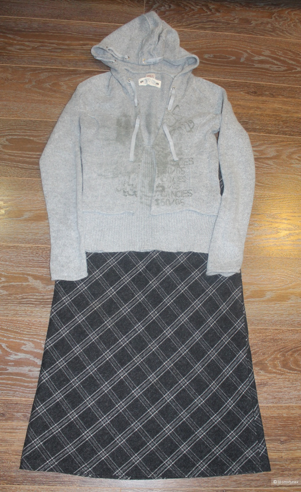 Юбка H&М, 46 размера