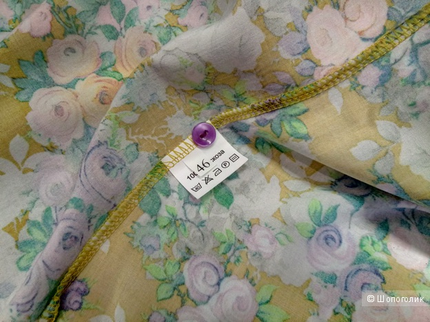 Блузка Вишня, размер 44-46 RU