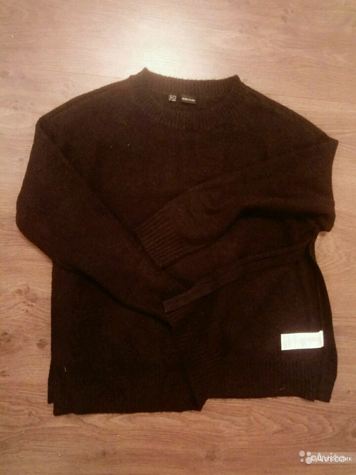 Черный свитер 42-44