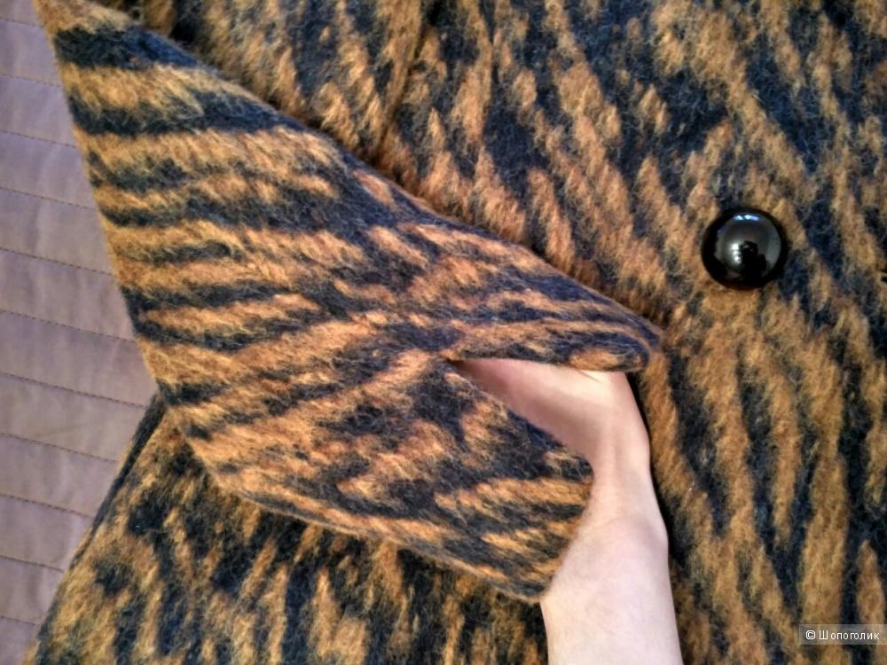 Шерстяное пальто Uterque, M