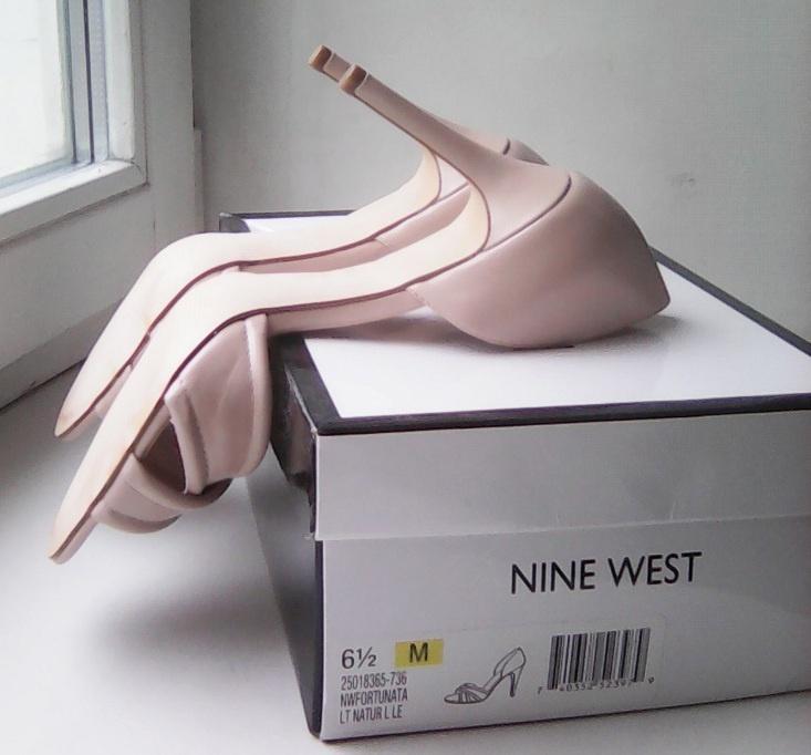 Туфли Nine West, размер 6.5US
