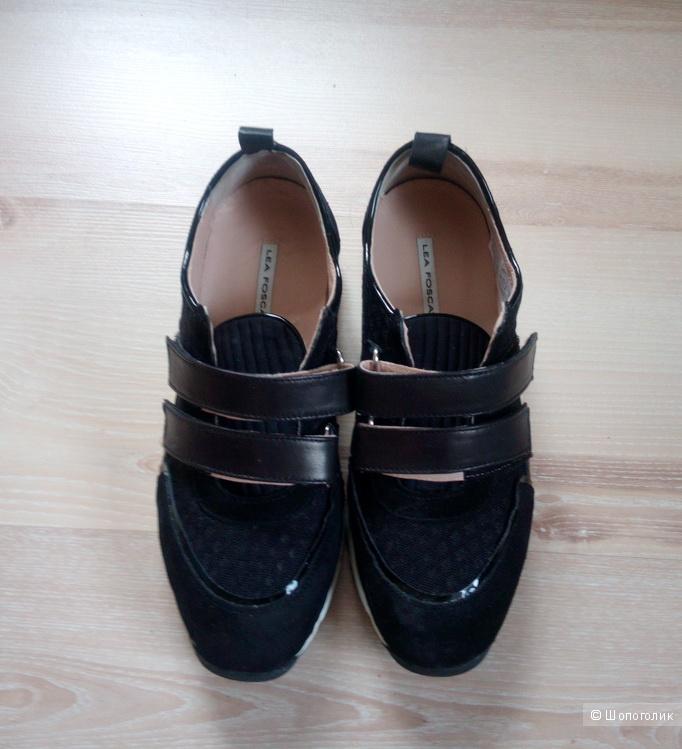 Кроссовки Lea Foscati 36,5-37 размер