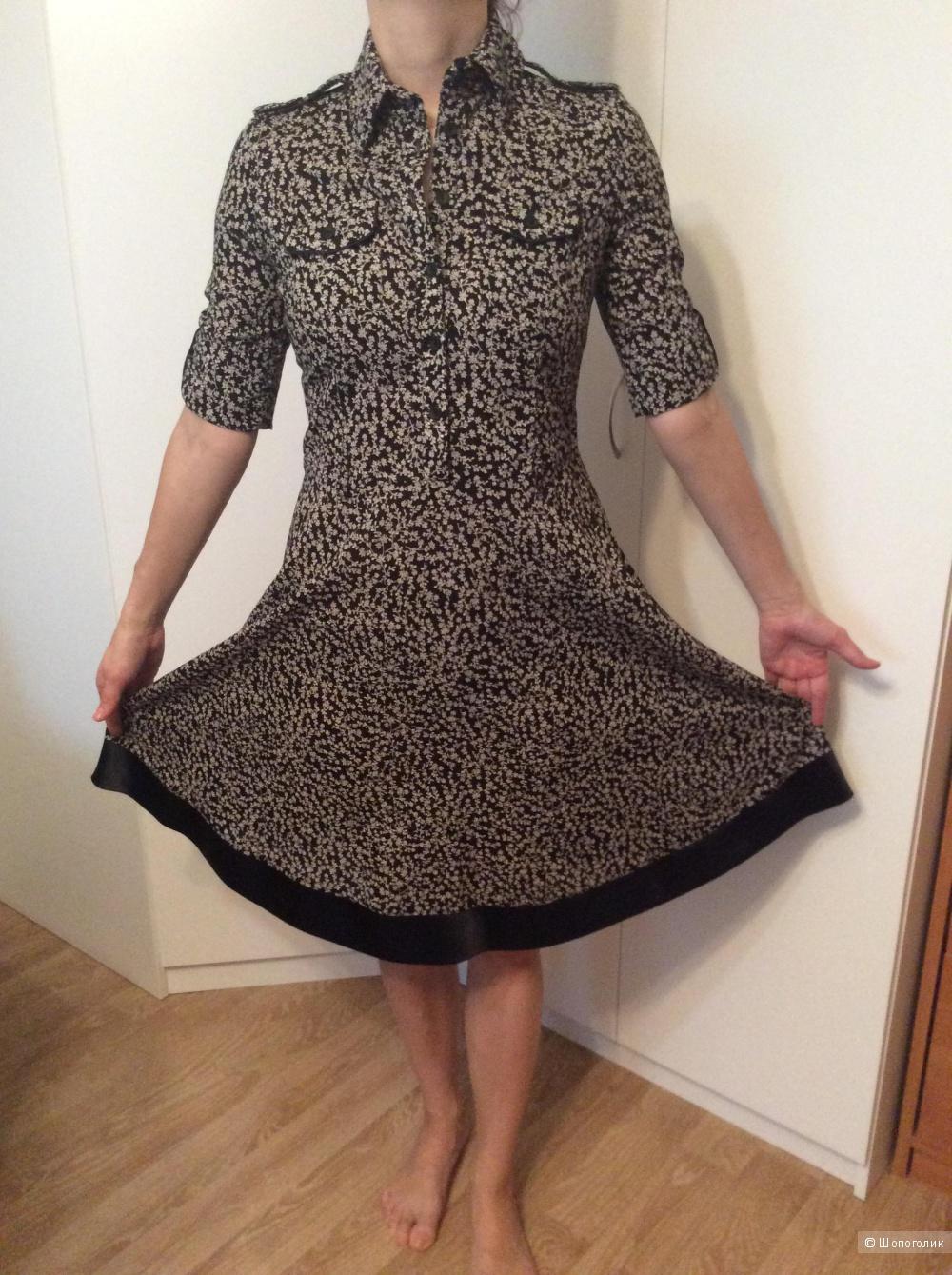 Платье-рубашка No name размер 40