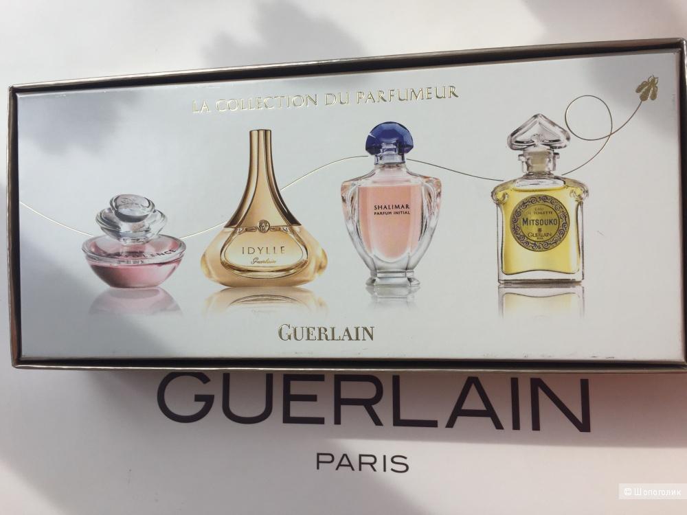 Набор миниатюр Герлен Guerlain 4*5мл