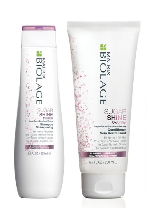 Matrix Biolage Sugar Shine System Шампунь и кондиционер