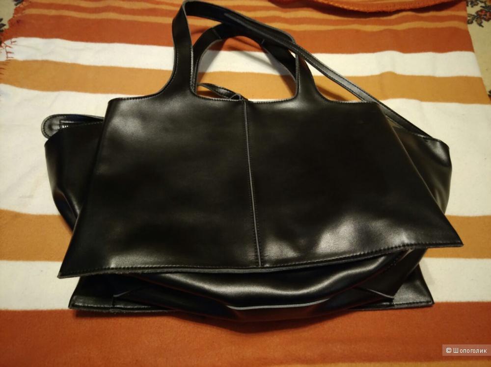 Celine: сумка, кожа