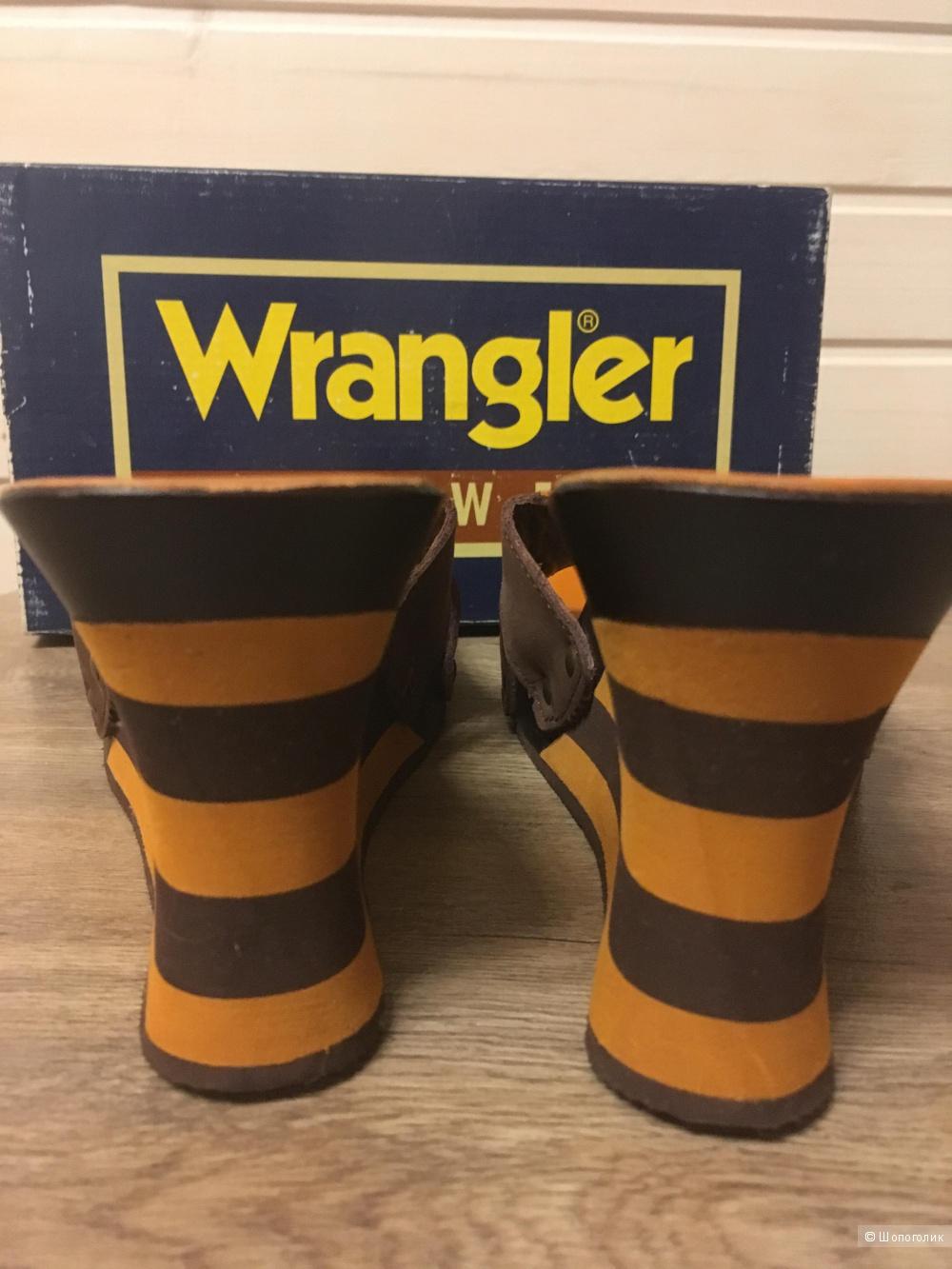 Сабо Wrangler. Размер 38 -39.