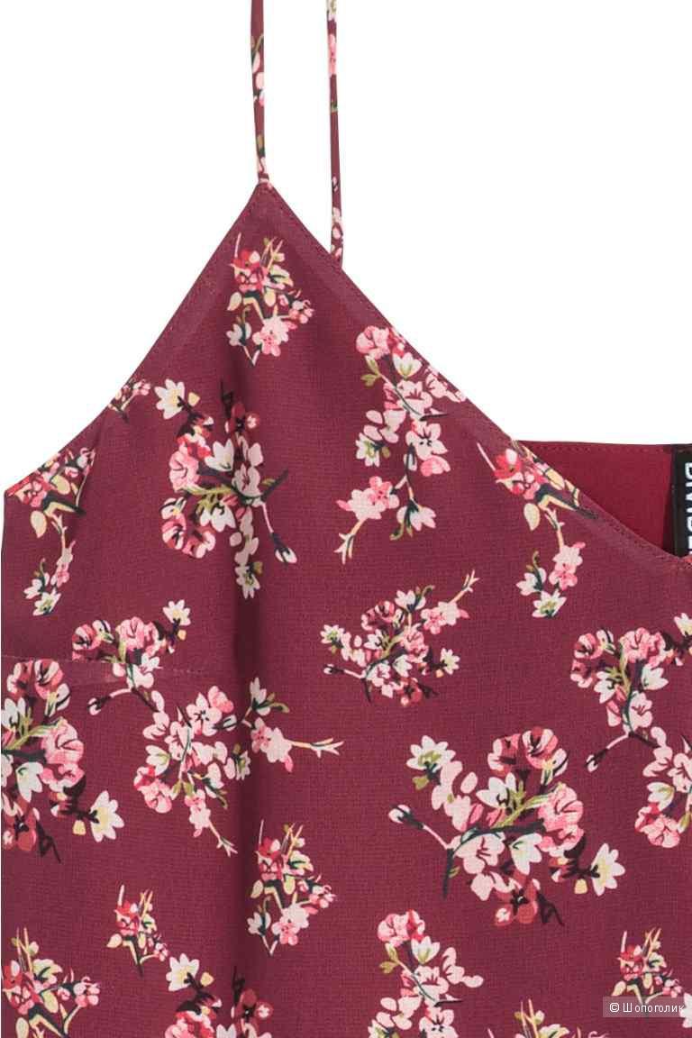 Платье-комбинация HM евро 34