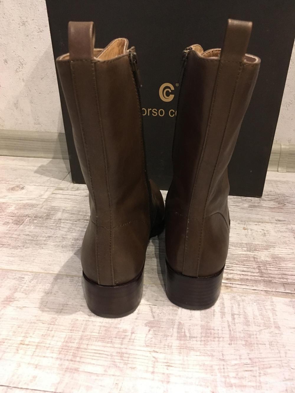 Сапоги Corso Como, размер 8,5 US, стелька 25,5 см