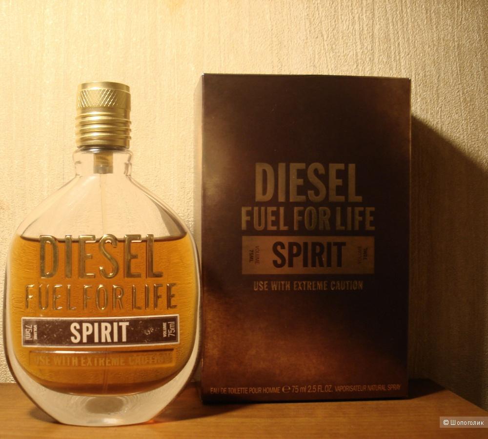 Diesel Fuel For Life Spirit 75 мл
