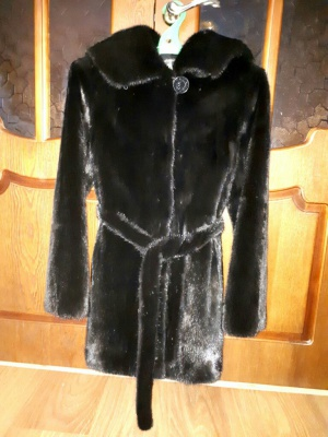Шуба норковая Wirona furs, размер 40-42