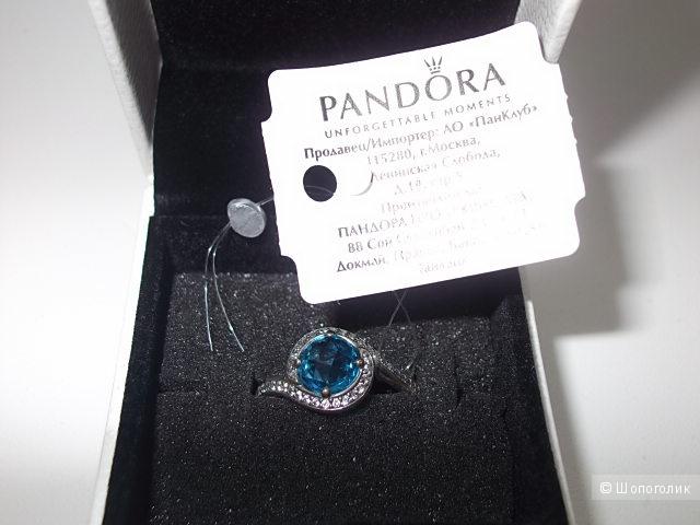 Кольцо Pandora  56 размер (17,5)