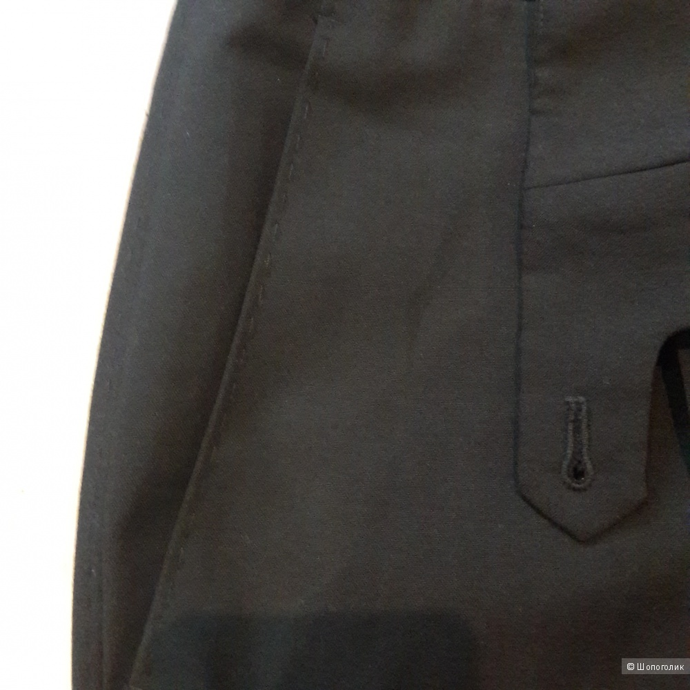 Шерстяные брюки Strenesse Gabriele Strehle 34 немецкий размер