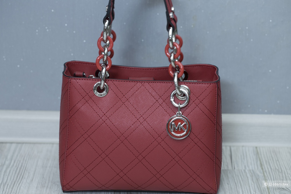 Сумка-сэтчел Michael Kors cynthia, small