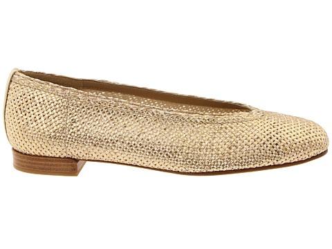 Туфли-балетки Stuart Weitzmsn  ЧЕРНЫЕ, размер 38 узкая нога