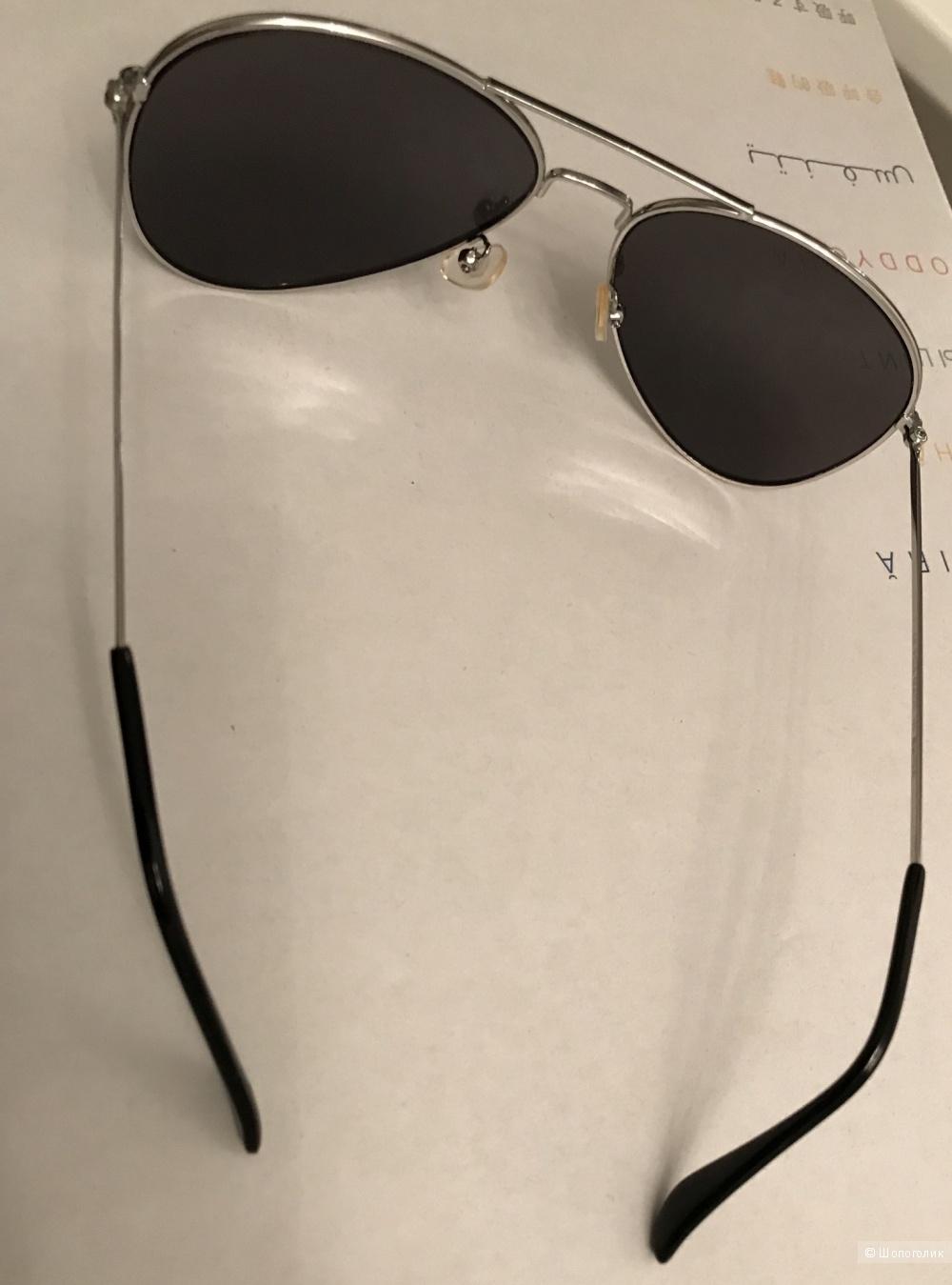 Солнечные очки-авиаторы ASOS