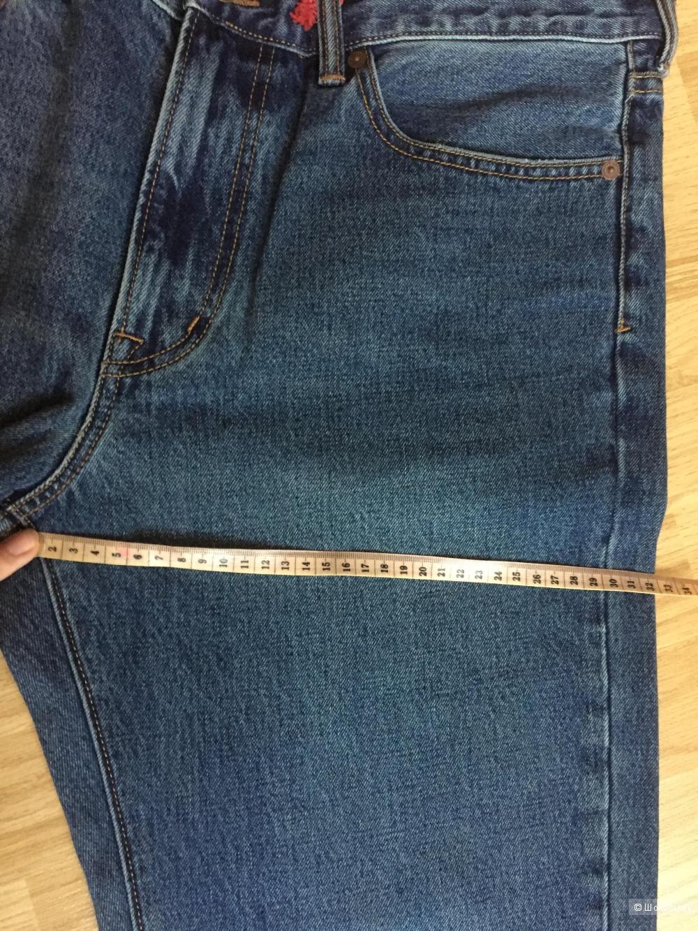 Мужские джинсы Landsend 38х34