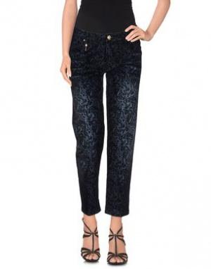 Укороченные джинсовые брюки LEROCK размер 28